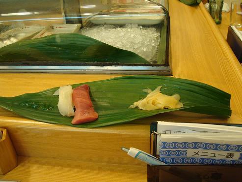 鮨カウンター