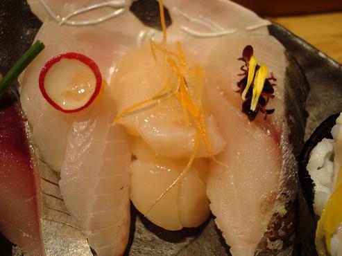 太刀魚・ホタテ・サワラ