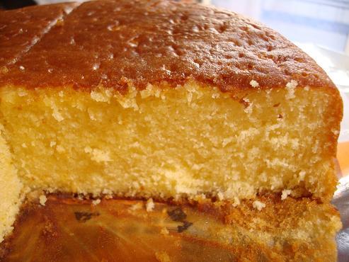バターケーキ
