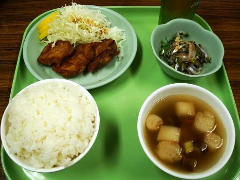 ヒレ肉カレー焼