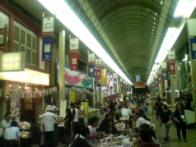タカノ橋商店街